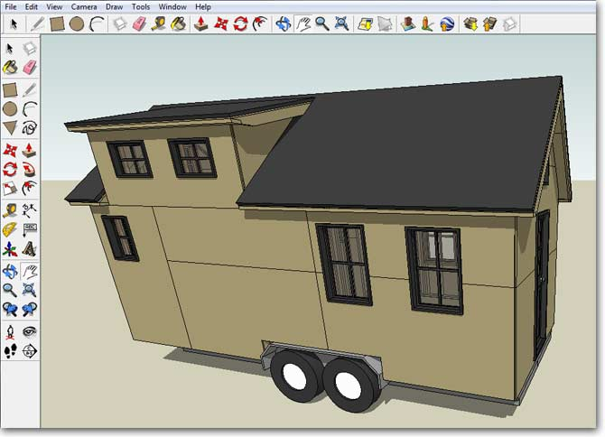 Build your own tiny house tiny house builder for Build your own small home